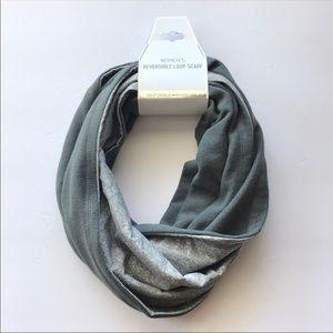 Accessories - Women's Reversible Loop Scarf